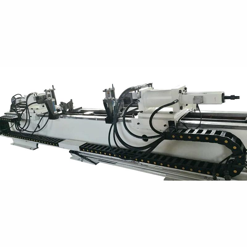 高速高压托辊自动压装机床